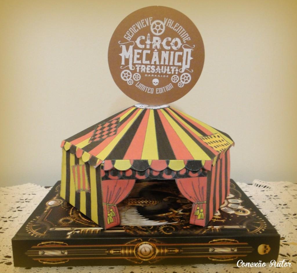 circo mecânico