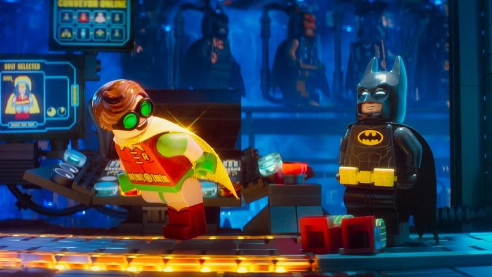 Batman herói