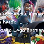 Da inocência à maturidade do herói: o caso Lego Batman