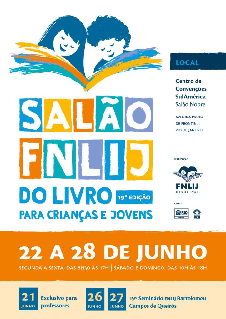 Salão FNLIJ 2017