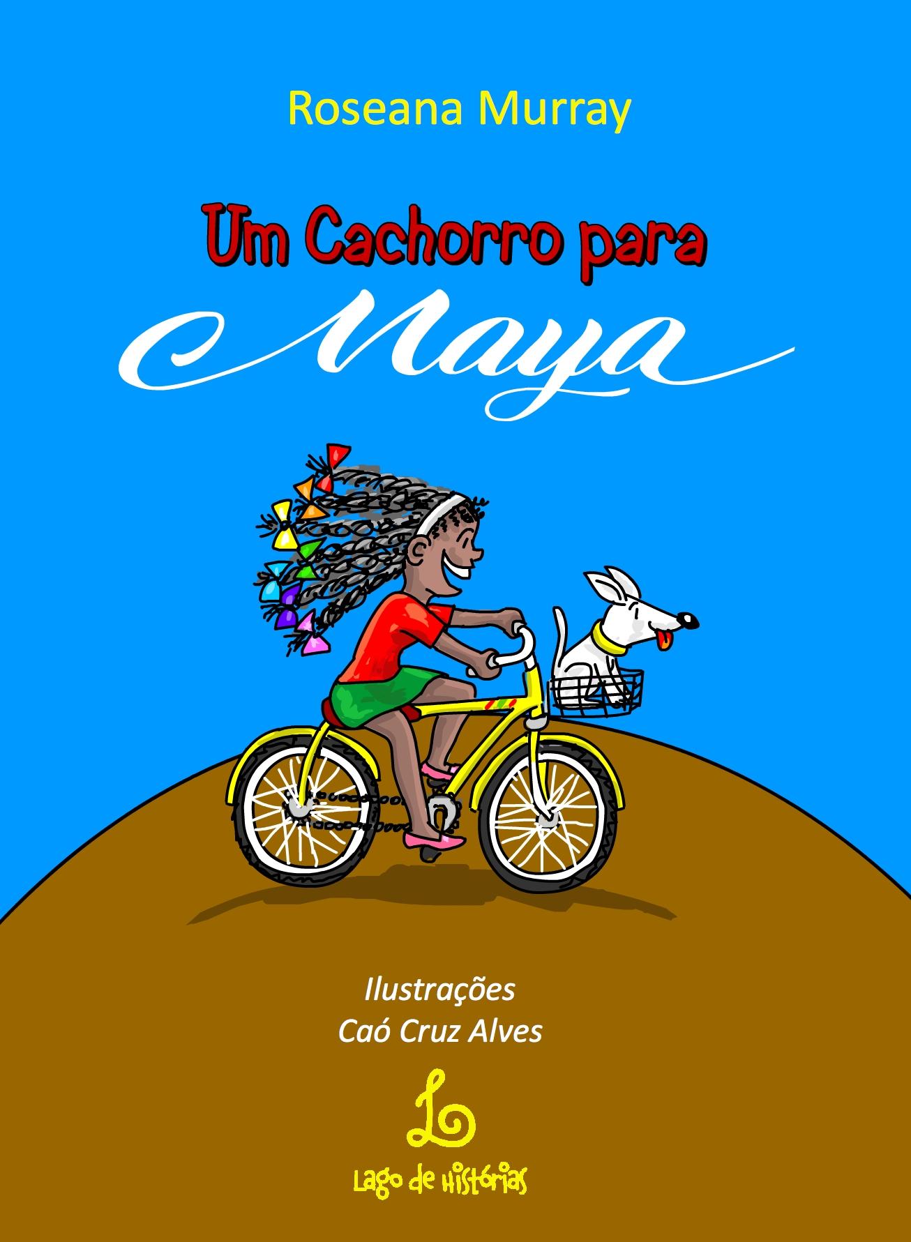 Um cachorro para Maya